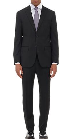 Maurizio Baldassari - Stretch 100s Two-Button Suit