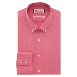 Thomas Pink - Slim Fit Button Cuff Shirt