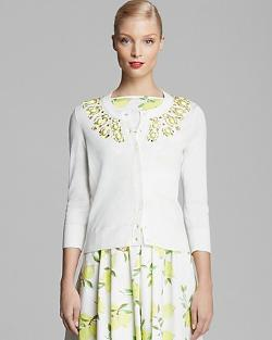 Kate Spade New York  - Arcadia Cardigan