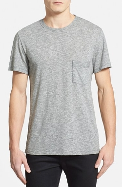 7 For All Mankind - Stripe Crewneck T-Shirt