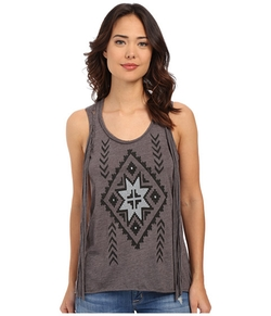 Roper  - Heather Jersey Tank Top