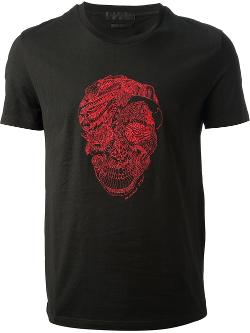 Alexander McQueen  - Skull Print T-Shirt