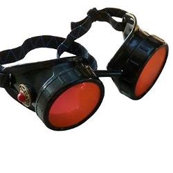 Umbrellalaboratory - Steampunk Victorian Goggles