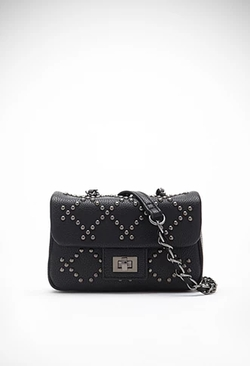 Forever 21 - Studded Faux Leather Crossbody