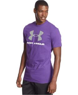 Under Armour  - Sportstyle Logo T-Shirt