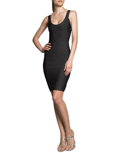Herve Leger - Basic Bandage Dress