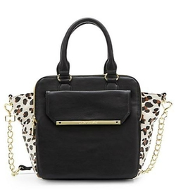 Betsey Johnson  - Winged Triple Satchel Bag