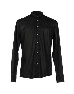 Daniele Alessandrini - Mandarin Collar Shirt