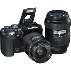 Olympus  - Evolt E500 8MP Digital SLR