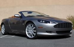Aston Martin - 2006 Db9 Volante Convertible Car