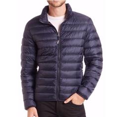 Tumi  - Convertible Puffer Jacket