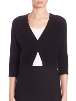 Saks Fifth Avenue Collection  - Cashmere Shrug