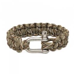 Naimaka - Desert Camo Paracord Bracelet