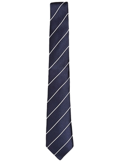 American Apparel - Classic Striped Silk Tie