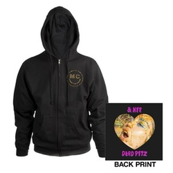 Live Nation Merchandise - Miley Cyrus Classic Hoodie Jacket