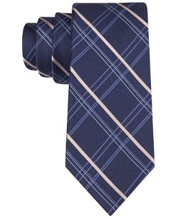 Michael Kors  - Director Plaid Slim Tie
