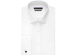 Geoffrey Beene - Textured French Cuff Shirt