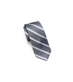 Michael Kors  - Men  Striped Woven-silk Tie