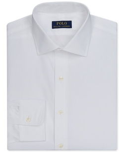 Polo Ralph Lauren - English Poplin Solid Dress Shirt