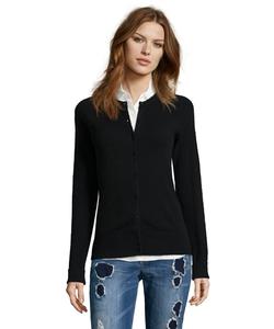 Hayden - Cashmere Button Front Cardigan
