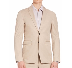 Burberry - Notched Two-Button Blazer