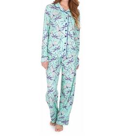 Munki Munki  - Dragonfly Pajama Set