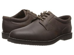 Nunn Bush  - Bloomington Plain Toe Oxford Lace-Up