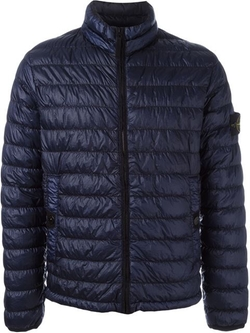 Stone Island - Arm Logo Padded Jacket