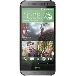 HTC - One 4G Cell Phone - Gunmetal Gray