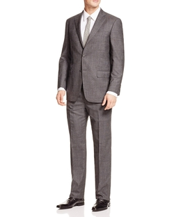 Hart Schaffner Marx - Micro Texture Classic Fit Suit