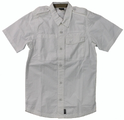 Nike - Woven Button Down Shirt