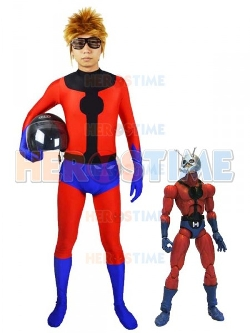 Heros Time - Ant-Man Superhero Costume