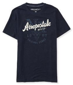 Aeropostale - Script Emblem Logo Graphic T-Shirt