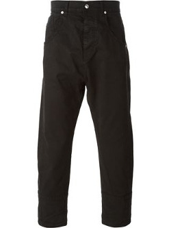 McQ by Alexander McQueen - Dropped Crotch Trousers
