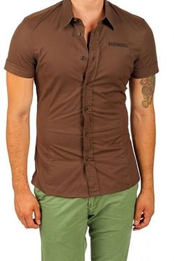 Dirk Bikkembergs - Short Sleeve Shirt