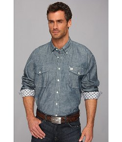 Cinch - Two-Pocket Chambray