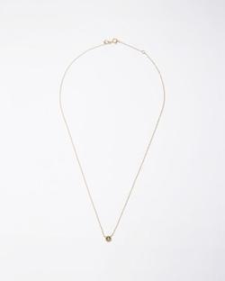 Satomi Kawakita - Grey Diamond Necklace