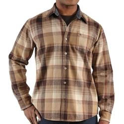 Carhartt - Hubbard Plaid Flannel Shirt
