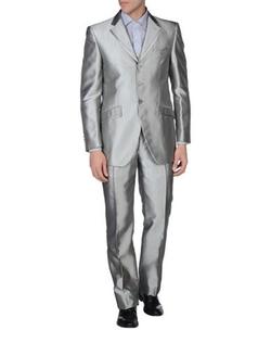 Carlo Pignatelli Cerimonia - Jacquard Satin Suit
