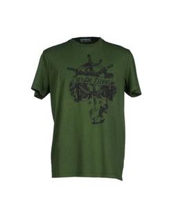 Cooperativa Pescatori Posillipo  - Logo Print T-Shirt