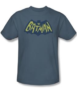 TV Store Online - Batman Classic Retro Logo T-Shirt