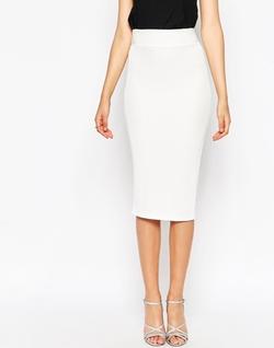 Asos - Tall Midi Pencil Skirt