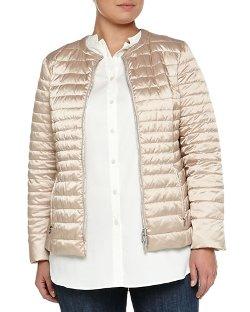 Marina Rinaldi - Lilla Quilted Puffer Jacket