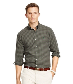 Polo Ralph Lauren  - Checked Oxford Shirt