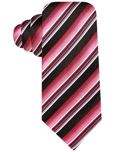 Alfani - Spectrum Joe Stripe Slim Tie