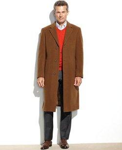 Ralph Lauren  - Columbia Cashmere-Blend Overcoat