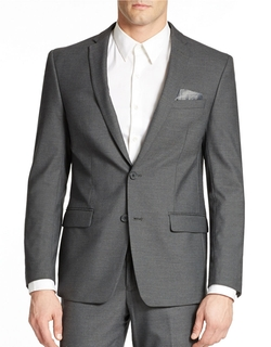William Rast - Two Button Blazer