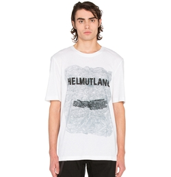 Helmut Lang - Box Fit Short Sleeve Tee