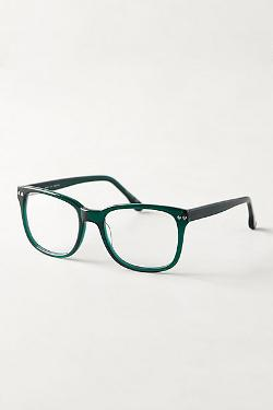 Cynthia Rowley - Emerald Reading Glasses