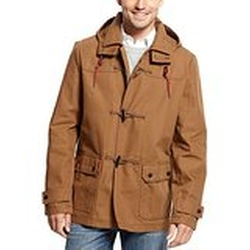 Tommy Hilfiger - Harvard Duffle Toggle Coat